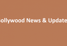 Bollywood News & Update